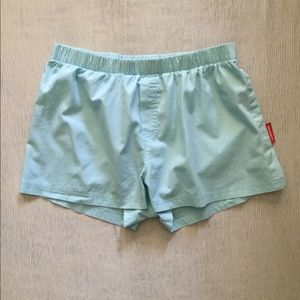 Mossman Shorty Lined Boxer